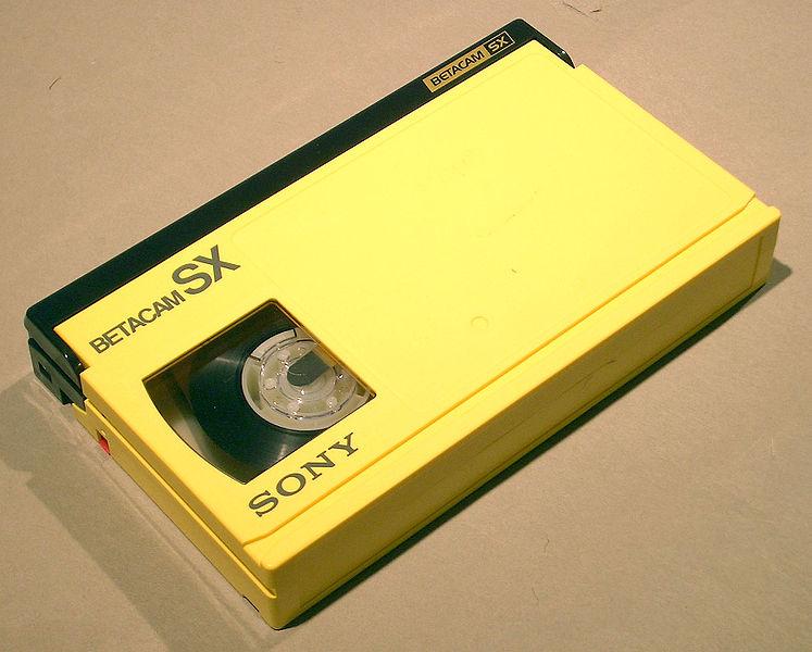 Betacam SX
