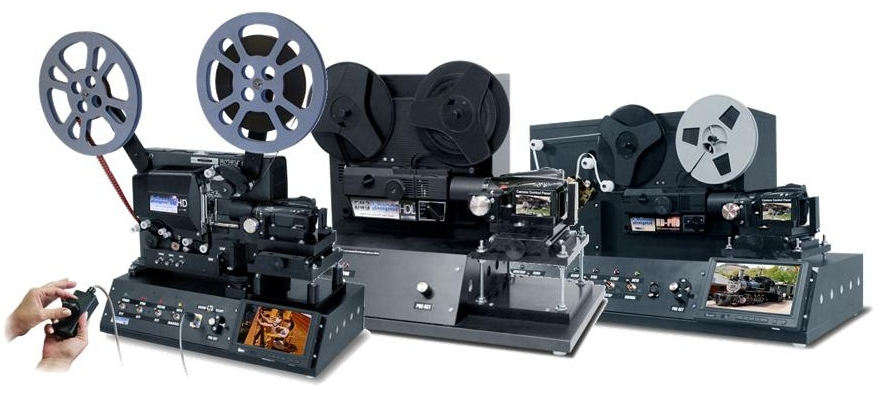 New Film Transfer Platform